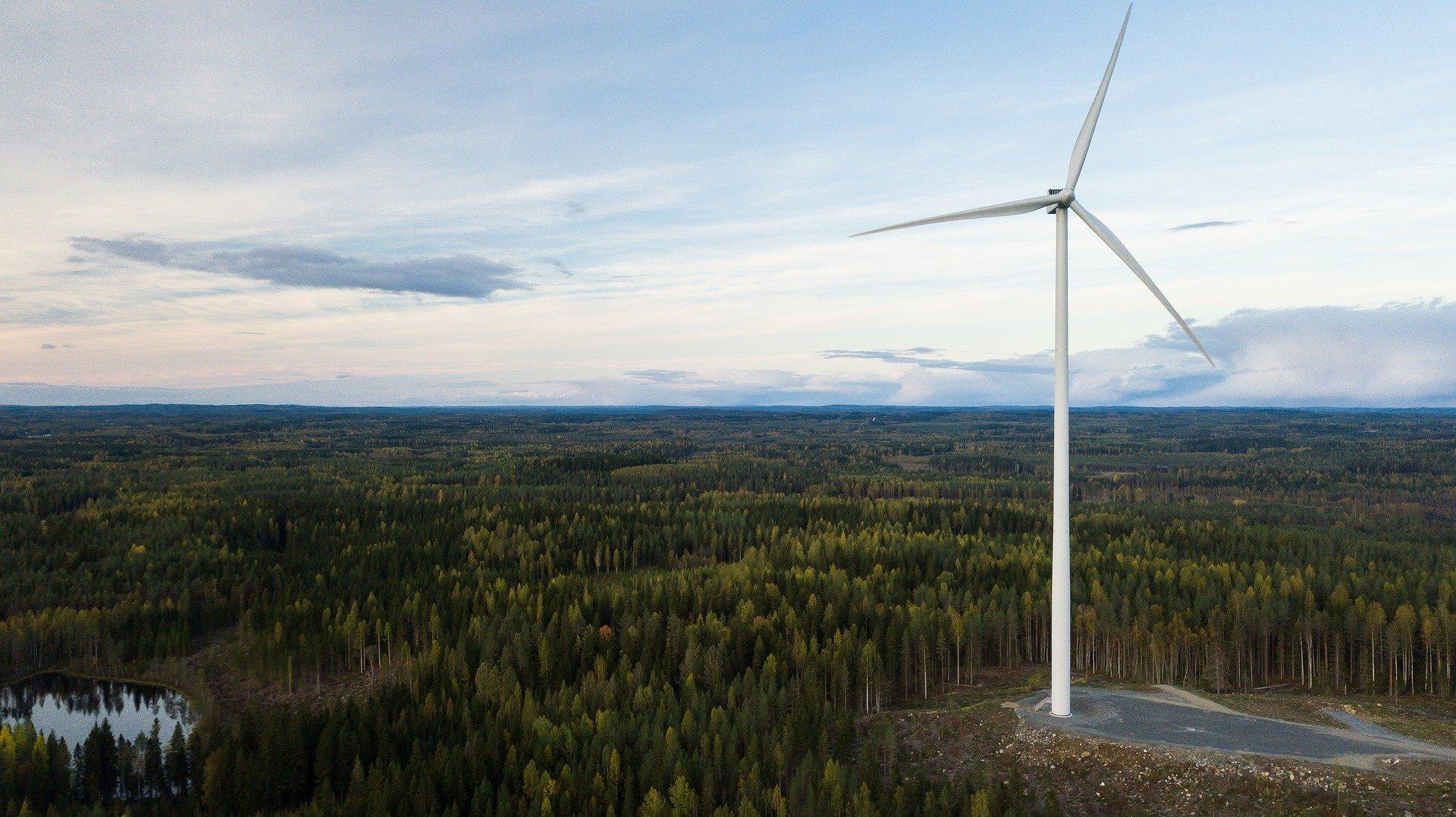 WCI Energia-alan-luottamus-kohentunut-2021-tuulivoima-tuuli-turbiini