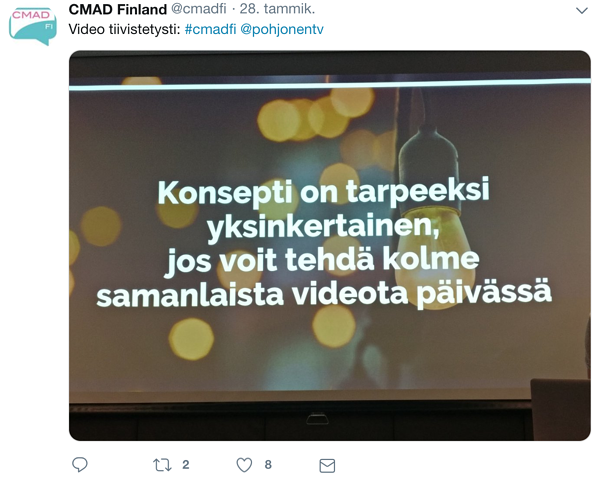CMADFI 2019 Medita Somevideo
