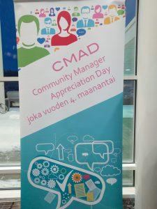Suomen Cmad-tapahtuma pidettiin vuonna 2016 Jyväsklylässä.