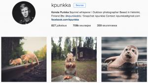 kpunkka instagram PING Helsinki 2016